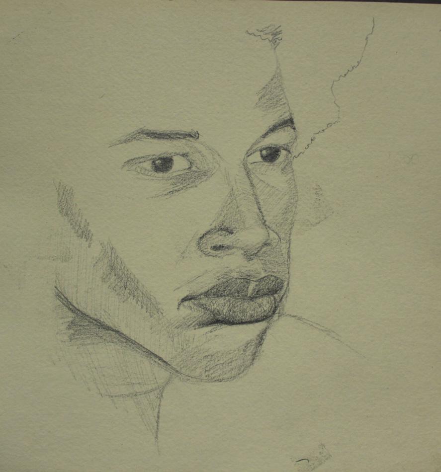 Garçon - Crayon