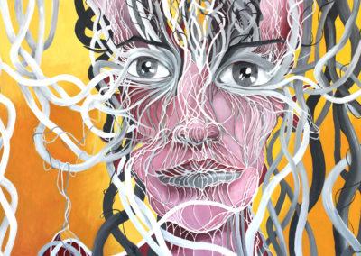 Renaissance – Pauline Eloy – Acrylique – 110 x 210 cm