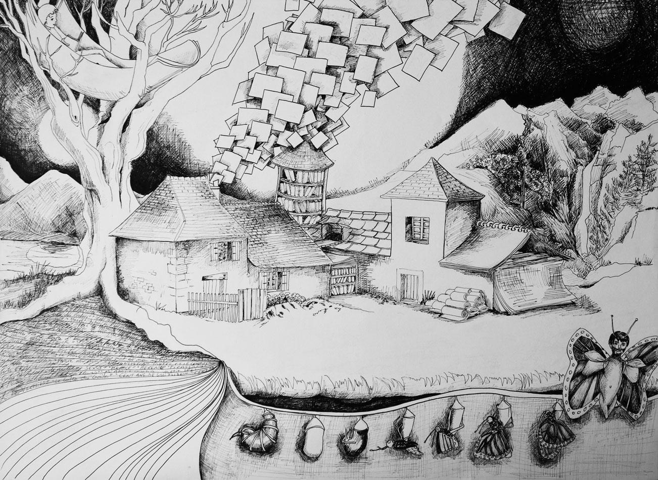 Rompre la chrysalide - Pauline Eloy